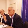 August 2013 - Centro, Rio - Brownbag lecture at the Columbia Global Centers | Latin America (Rio de Janeiro)